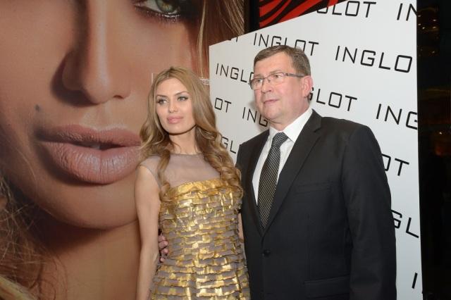 Victoria Bonya & Mr. Zbysek Inglot