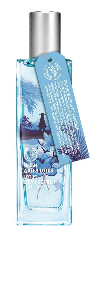 1022916 Voyage Fijan Water Lotus Flower Eau De toilette 50ml 1