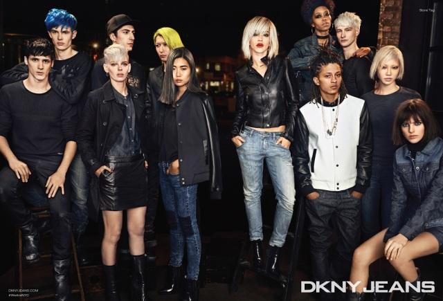 DKNY JEANS FW14 1