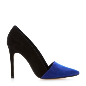 Dune London ANALISE blue suede 499 AED 1