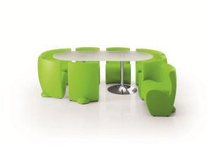 Community 8 dining set- 19500 AED