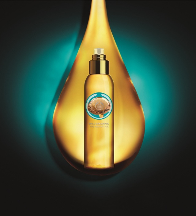 New Argan drop & Bottle