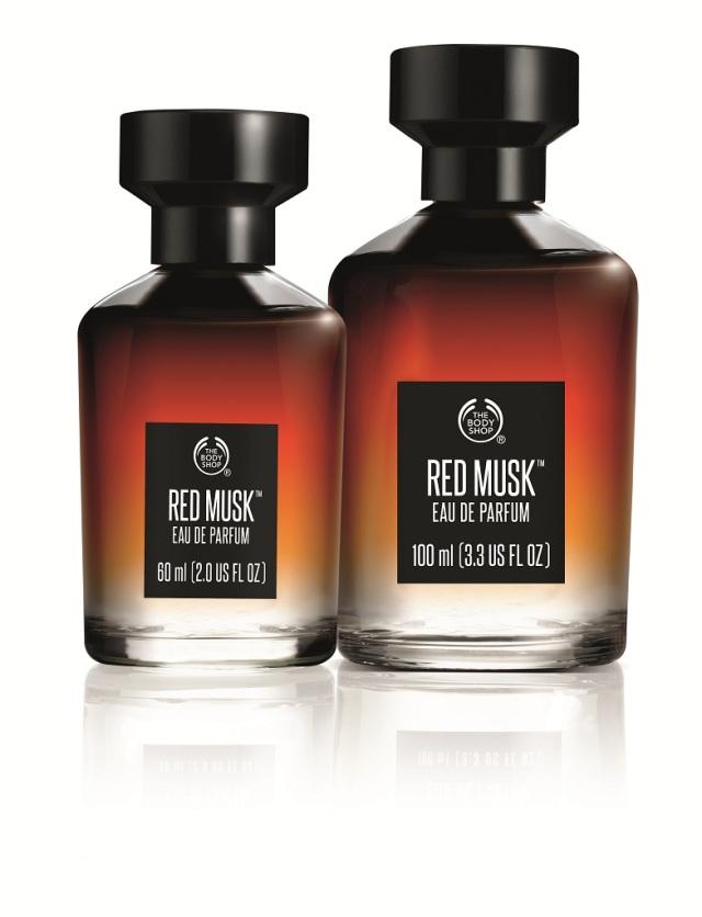 Red Musk Bottles 60 100 ml