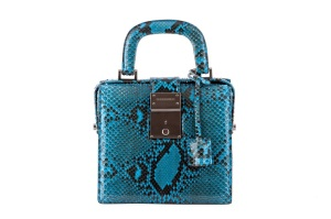 Reptile Skin Bag, DSquared