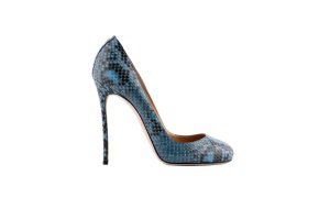 Reptile Skin Shoes, DSquared