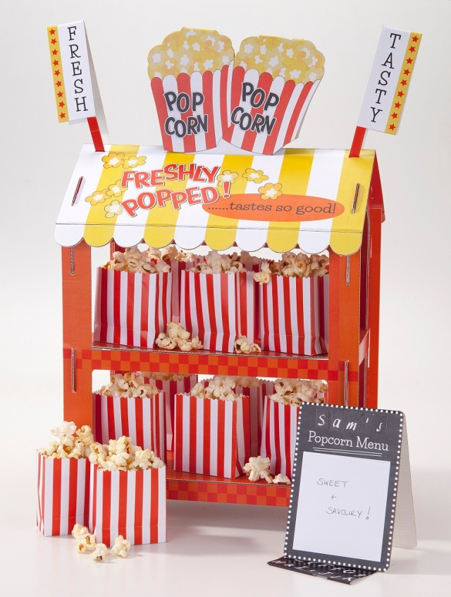 Pop Corn Stand 2 Tier AED 99