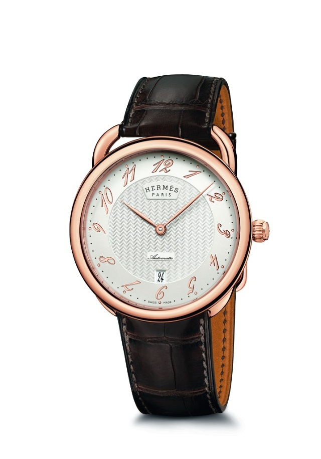 Arceau Automatic_rose gold