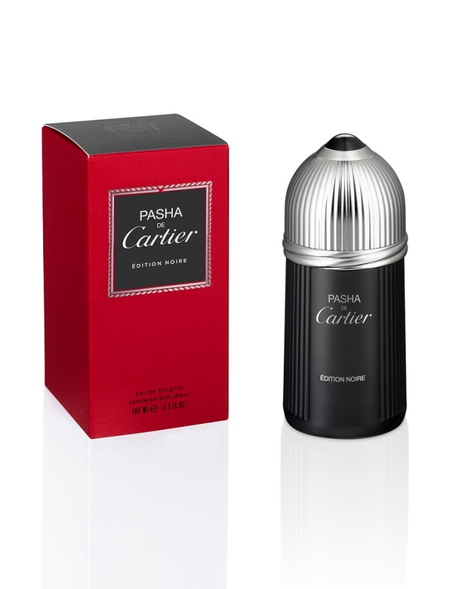 Cartier Pasha Edition Noire AED 445