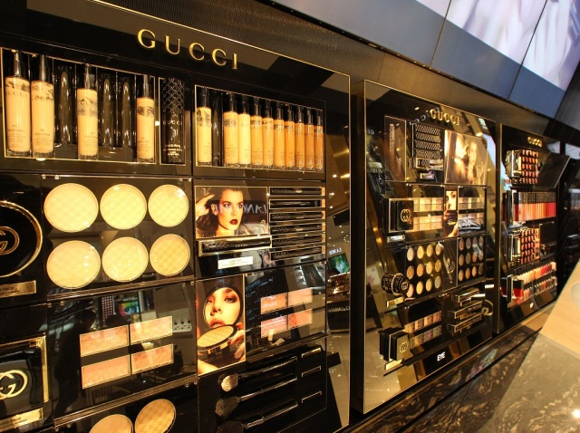 Gucci Cosmetics Counter PG 2