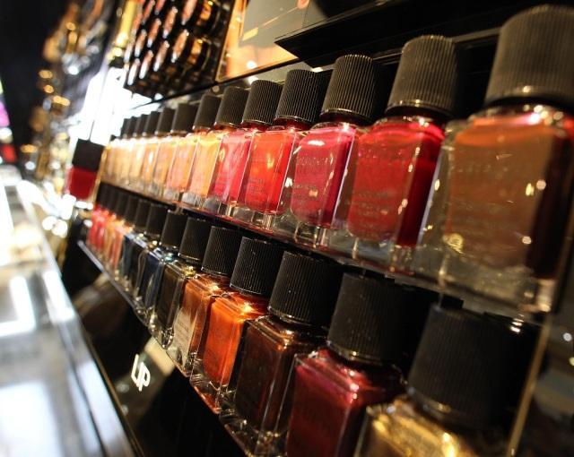 Gucci Cosmetics Counter PG 4
