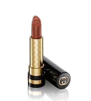 Gucci Lips_Audacious Bronze Color - Intense Lipstick_AED 200
