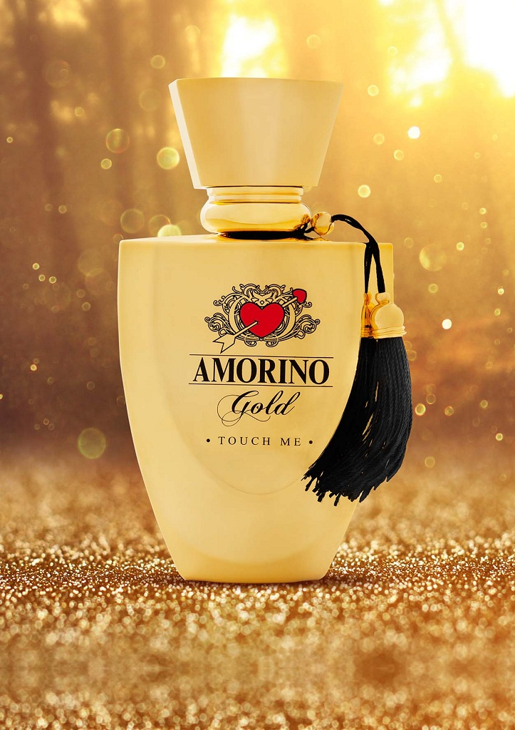 A Touch Of Gold From Amorino Paris Gallery Exclusive Dazzle Me