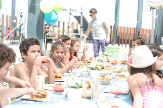 Splash Pad Children's Birthday Menu_1