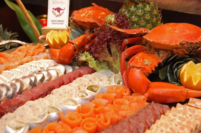 Yalumba Seafood Selection