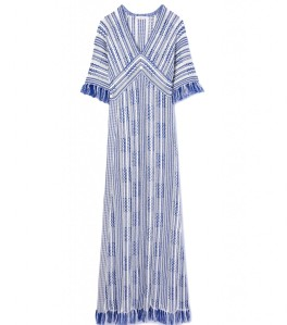 Debra Caftan in Hudson Blue