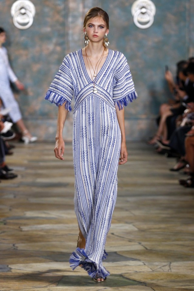 SS2016 NEW YORK FASHION WEEK TORY BURCH