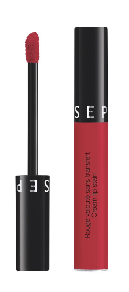 Cream Lip Stain - 17 - Dark Red